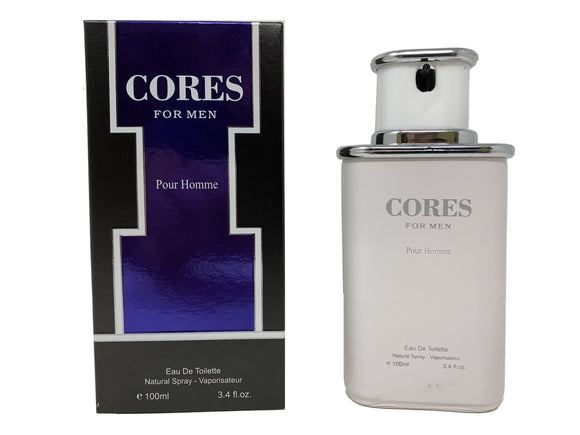Cores for Men - Inspired by Kouros by YSL for Men