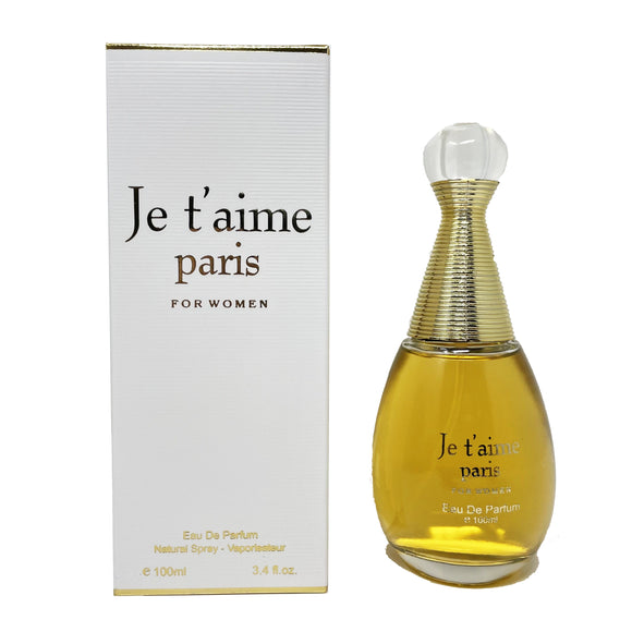 Jet'aime Paris for Women