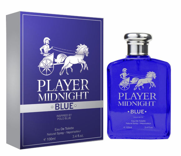 Player Midnight Blue for Men - Inspired by Polo Blue for Men