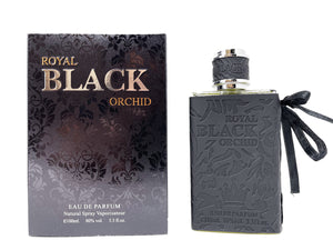 Royal Black Orchid For Men