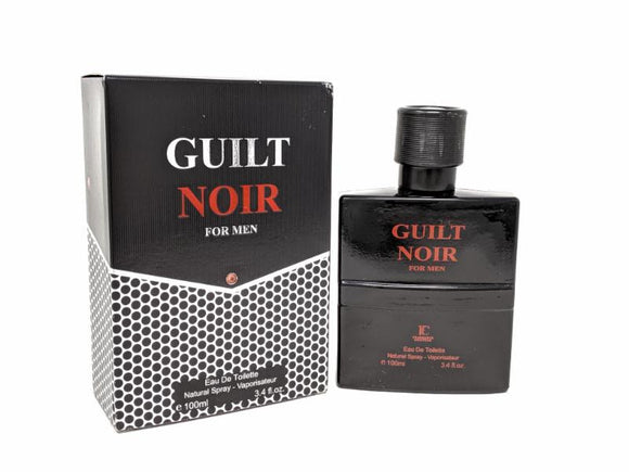Guilt Noir Black For Men