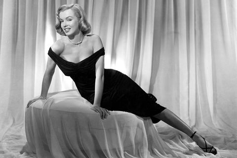 Marilyn Monroe in 'Asphalt Jungle'
