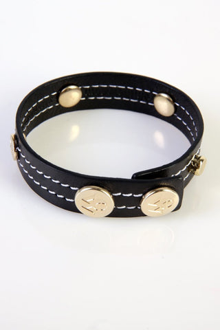 "The Moods Bracelet ""EW black"" - An infinite elegance in BW."