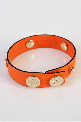 "The Moods Bracelet ""Cheerful day"" - Ripe oranges for good start of the day."