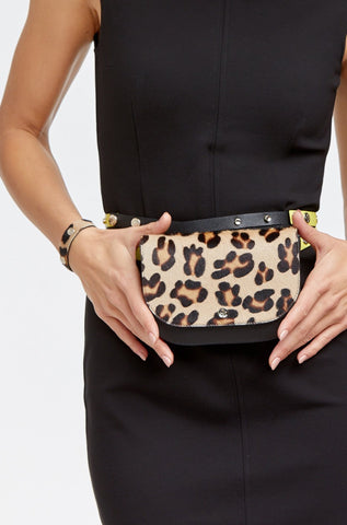 "The Moods Bag  ""Wild moment"" - Extravagant but already a classic animal print"