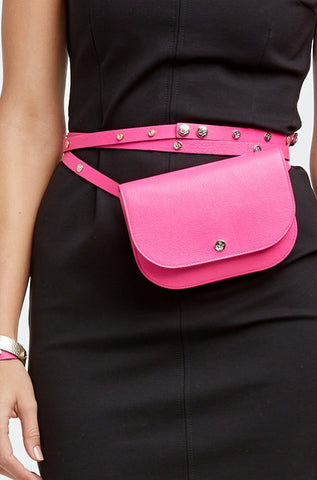 "The Moods Bag  ""Provocative RV"""" - Bright pink to be just yourself."