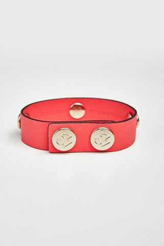 "The Moods Bracelet ""Playful night"" - Light red color, do not take it too seriously."