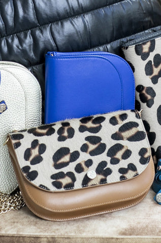 "The Moods Bag ""Wild moment"" - camel - Enemy in the Wardrobe"