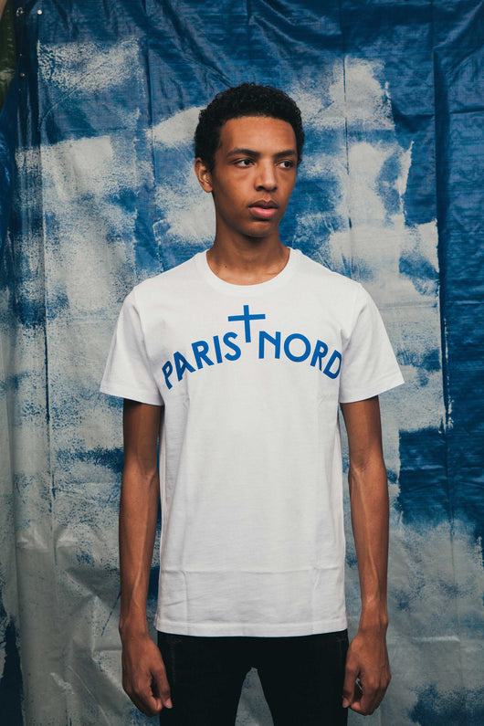 T-shirt Paris Nord Bleu