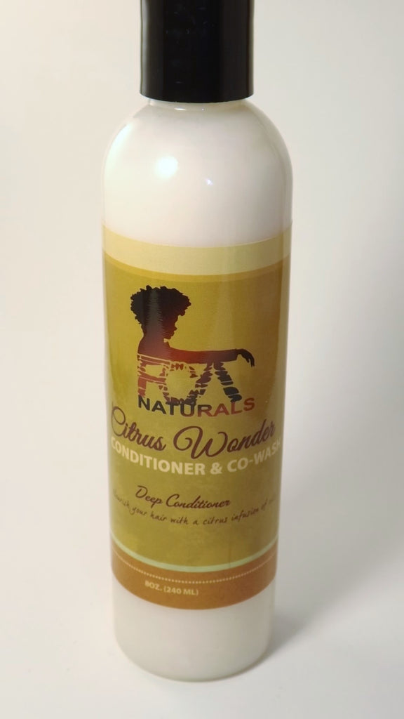 Citrus Wonder Co-Wash & Conditioner