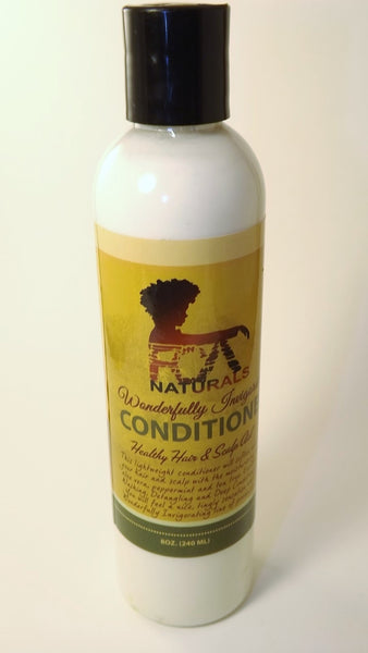 Wonderfully Invigorating Conditioner by FCA Naturals