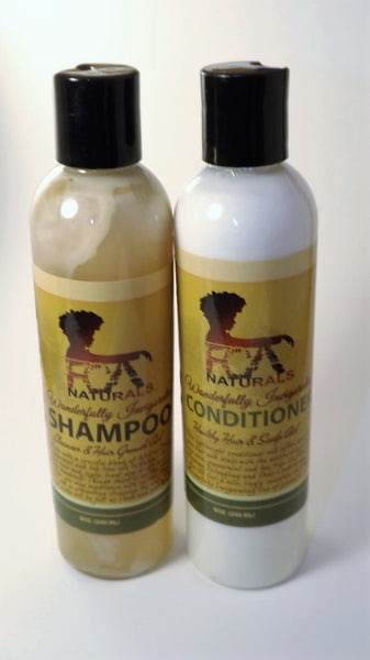 Wonderfully Invigorating Shampoo
