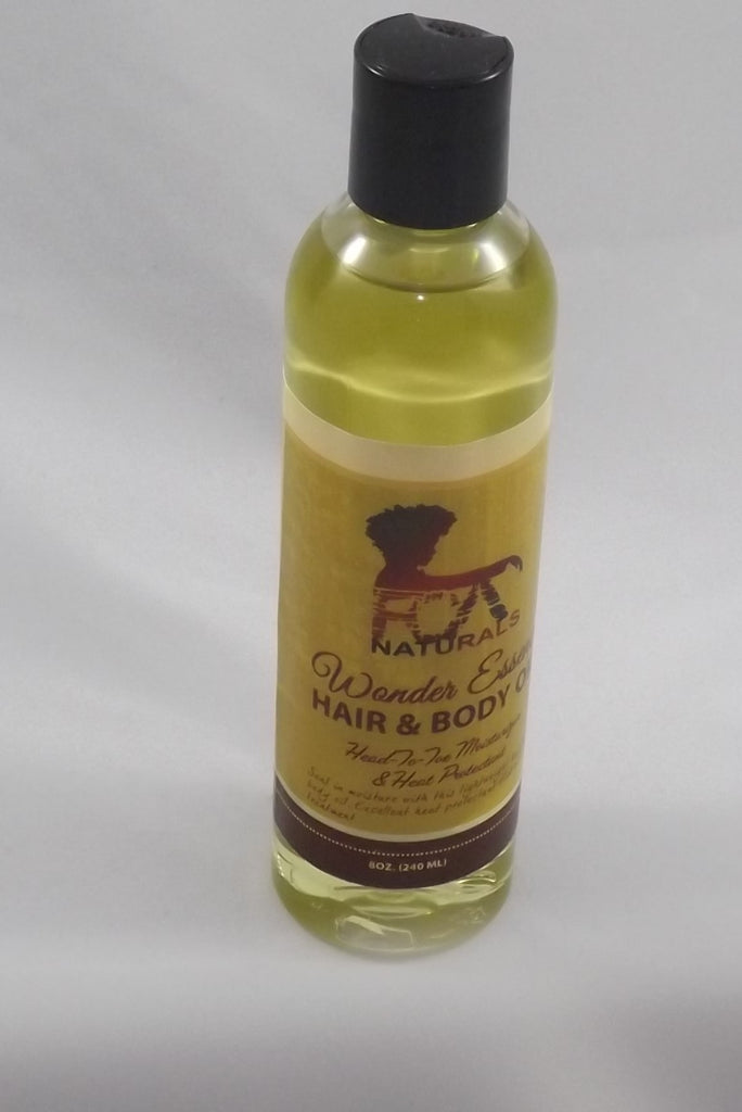 Wonder Essence Hair and Body Oil