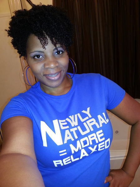 New Natural=More Relaxed