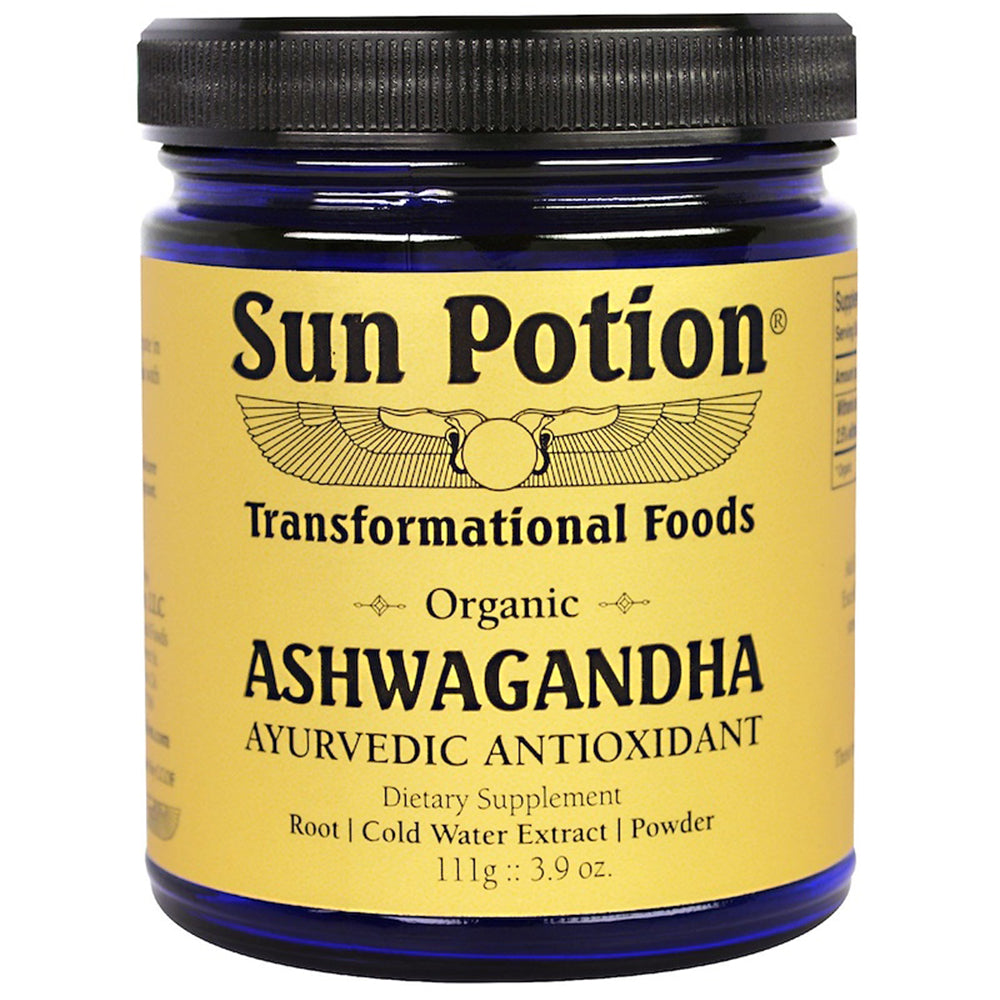 Sun Potion - Ashwagandha Powder, 111g