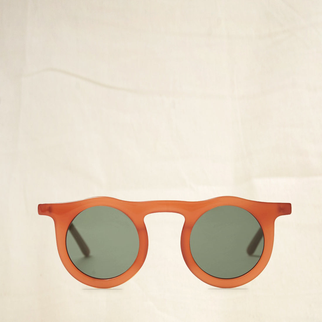 Carla Colour Sunglasses - Burnt Orange