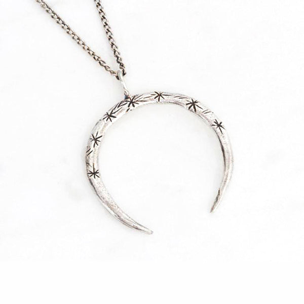 Datter Industries Crescent Necklace