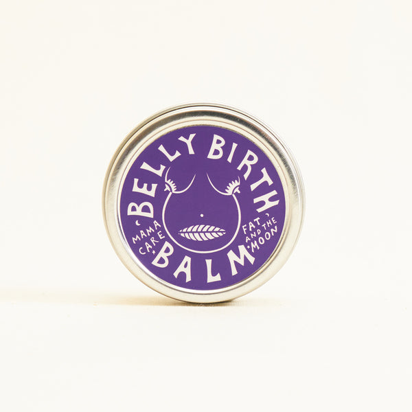 Fat And The Moon - Belly Birth Balm