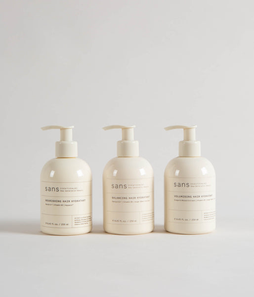 Sans [Ceuticals] - Hair Hydratant Conditioner, Various