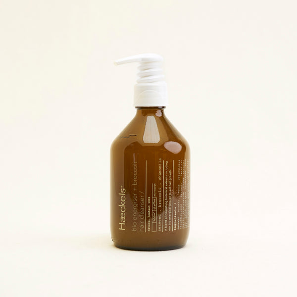 Haeckels - Bio Energiser + Broccoli Hair Cleanser