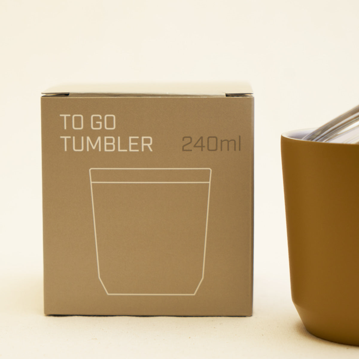 Kinto - To Go Tumbler 240ml