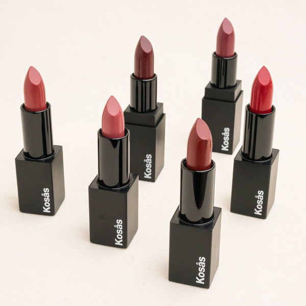 Kosas Lipstick - Various Colours