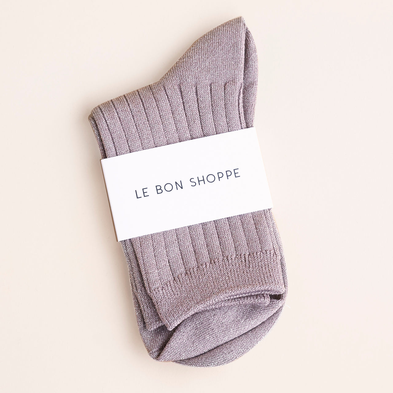 Le Bon Shoppe HER Glitter Socks - Various Colours