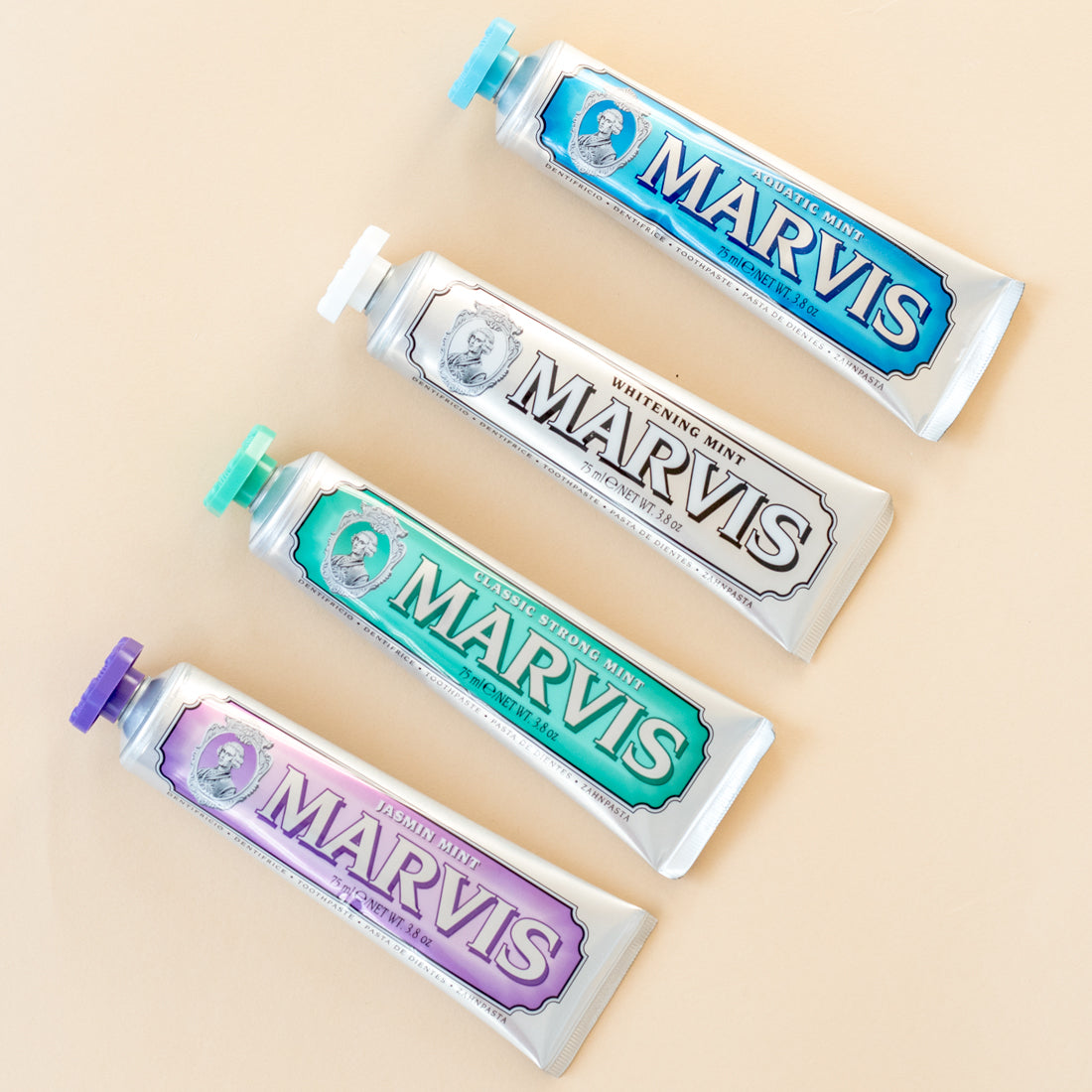 Marvis Non-Fluoride Toothpaste - Various Flavours