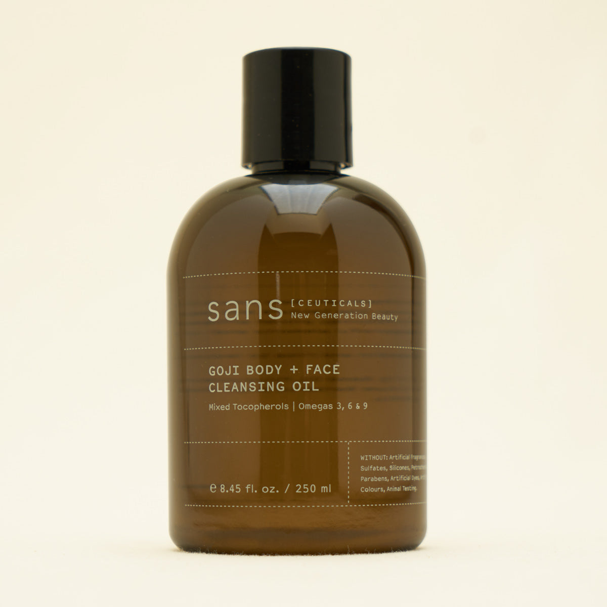 Sans [Ceuticals] - Goji Body + Face Cleansing Oil