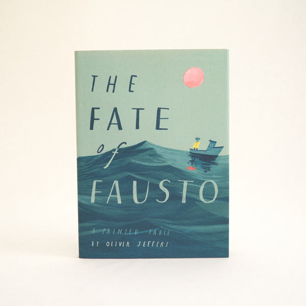 Book - The Fate Of Fausto