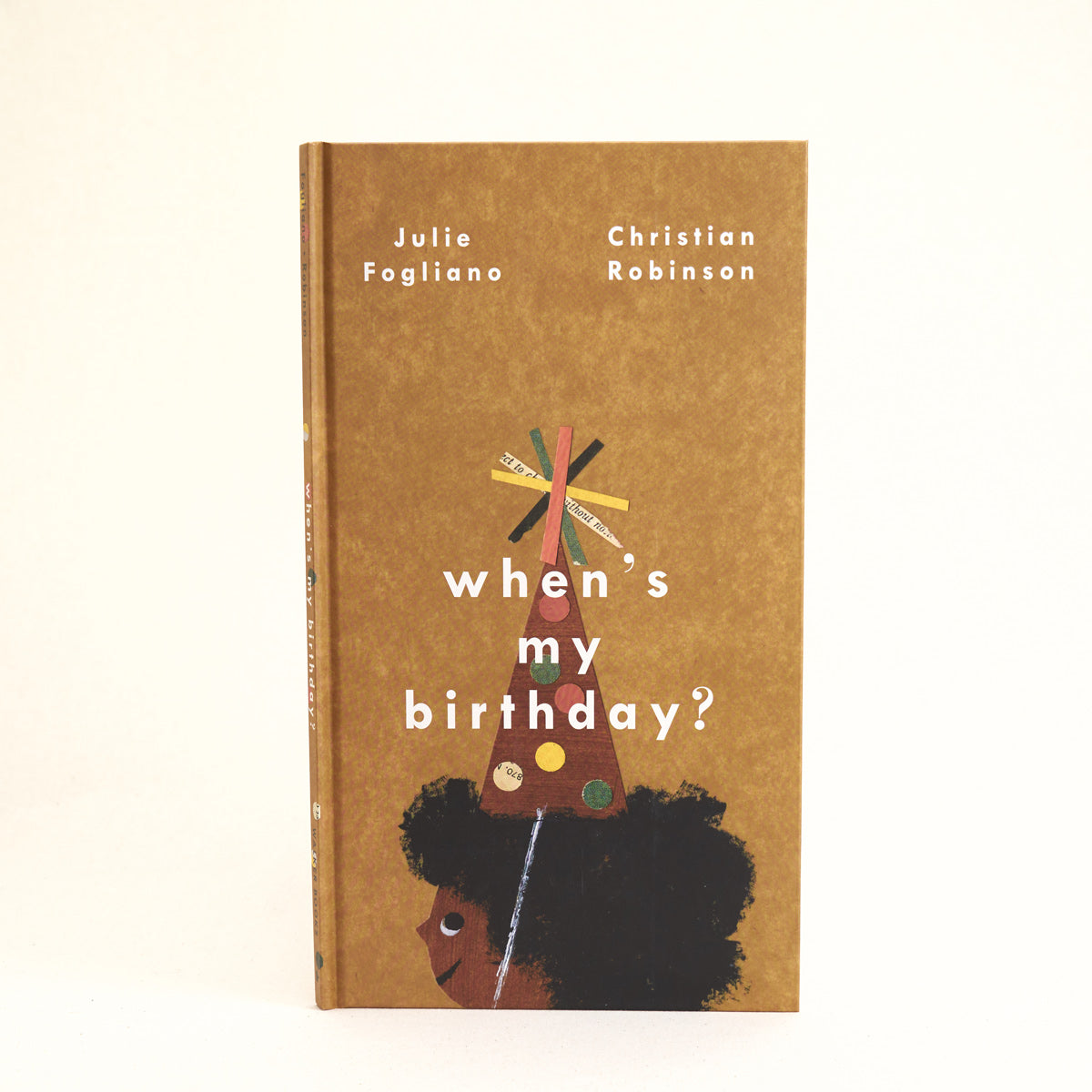 Book - Whens My Birthday