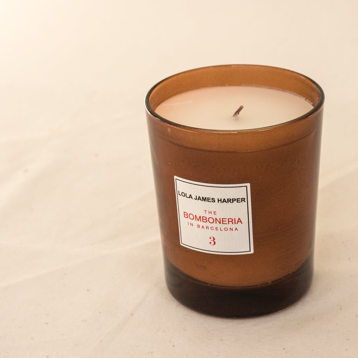 Lola James Harper Scented Candle - The Bomboneria in Barcelona