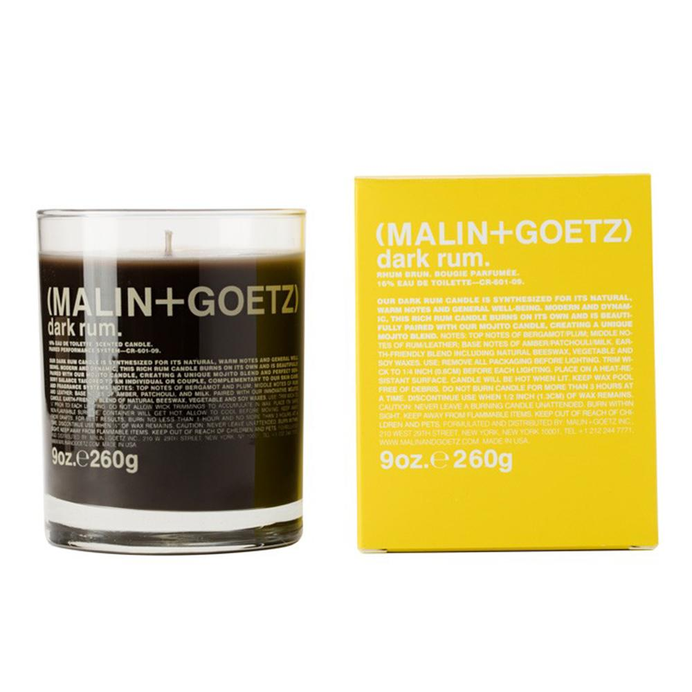 Malin + Goetz Perfume Candle 9oz - Various Scents