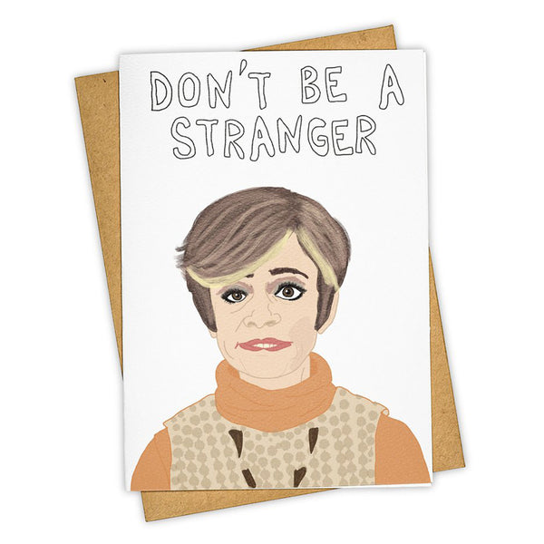 Card - Strangers With Candy
