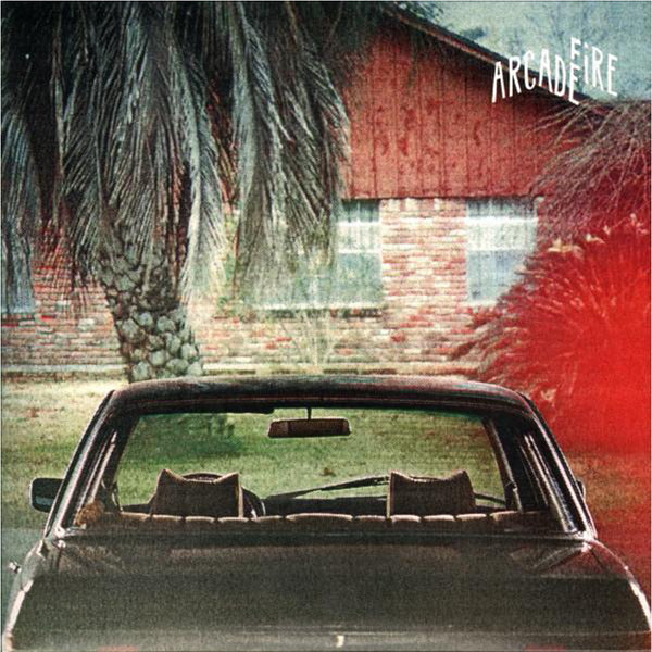 Vinyl - Arcade Fire, The Suburbs