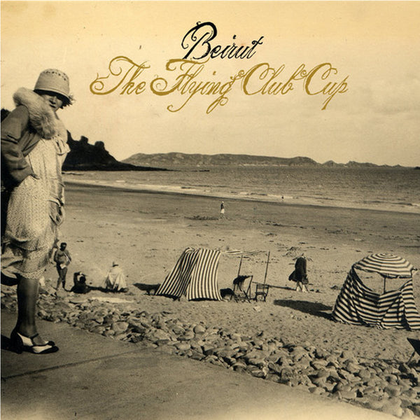 Vinyl - Beirut, The Flying Cup Club