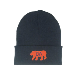 Da Bear® Navy Cuffed Knit Beanie