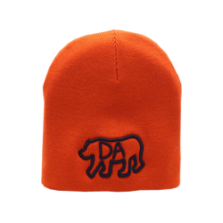 Da Bear® Orange Knit Beanie
