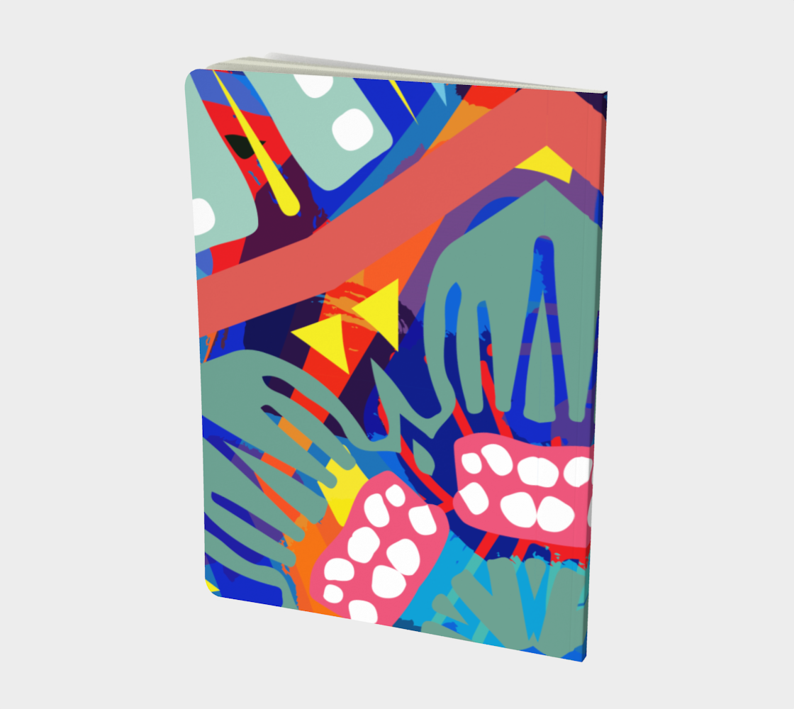 Lush Kingdom Series 6 NoteBook