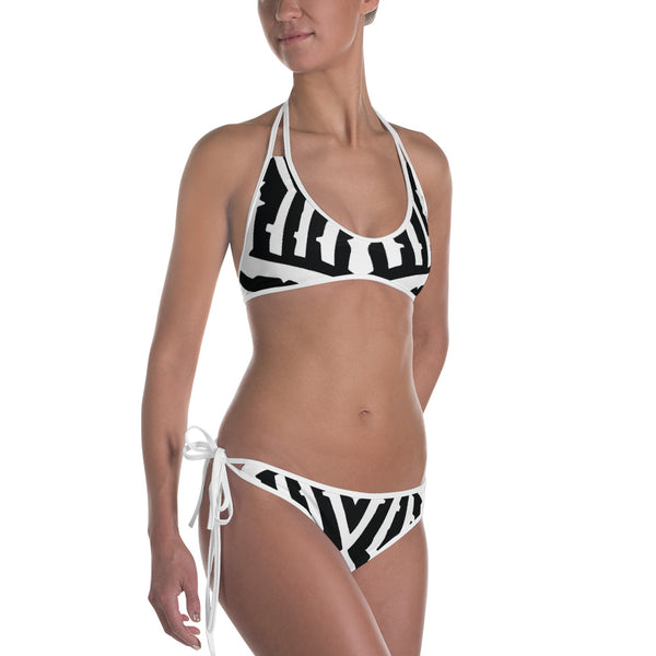 Lush Tropical Palm Bikini