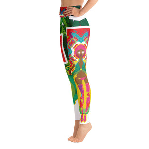 Goddess Calypso Yoga Leggings