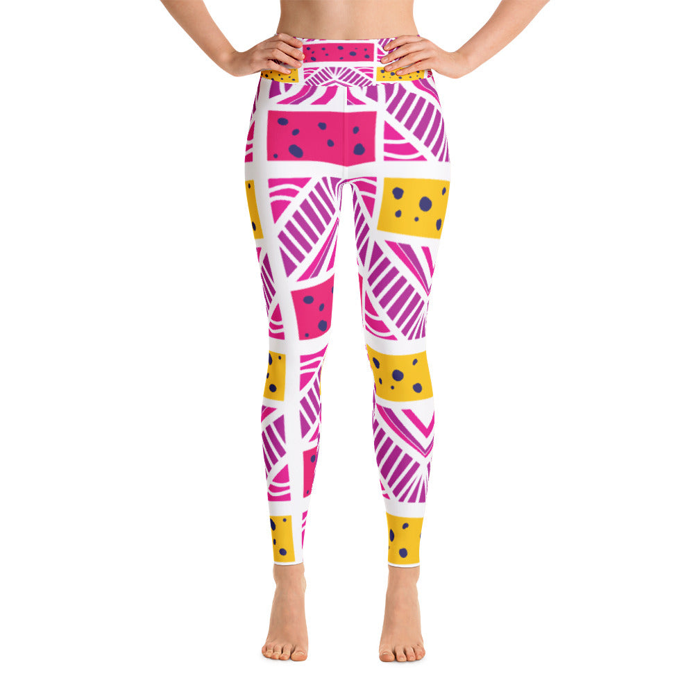 Neue Batik Yoga Leggings