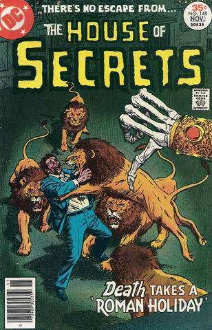 DC Comics HOUSE OF SECRETS #148