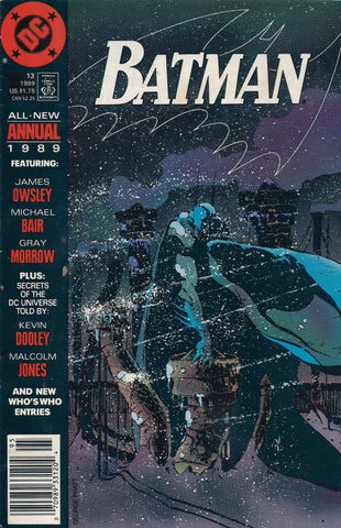 Batman Annual #13 (1989, DC Comics)