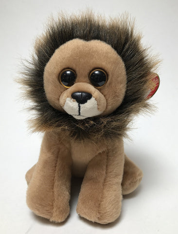 "TY 2015 Beanie Babies ""Cecil "" the Lion"