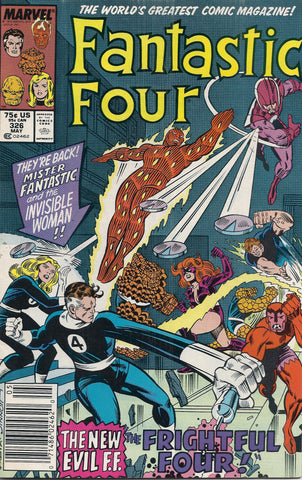 Marvel - Fantastic Four #326
