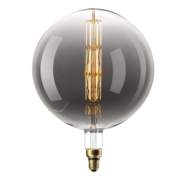 Globe Led 300mm Titanium