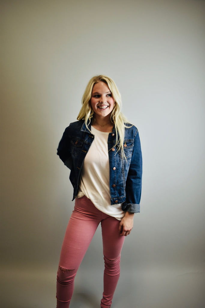 Bubblegum Babe Skinnies - Lula and Mae Boutique