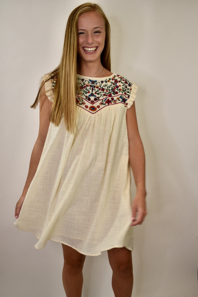 Be A Light Dress - Lula and Mae Boutique