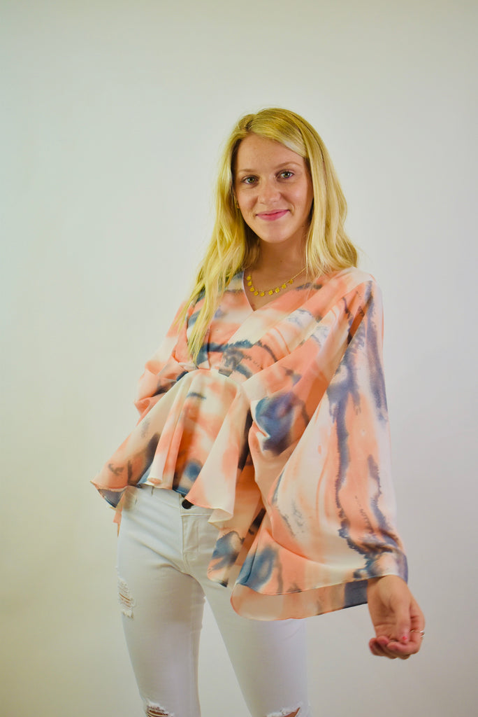 Sunset Cruise Top - Lula and Mae Boutique